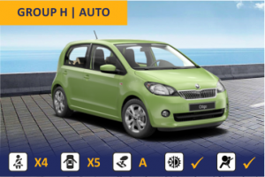rent a car in syros skoda